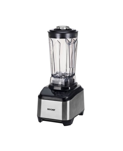 Blender BioChef  Atlas Power Noir – Acier inoxydable