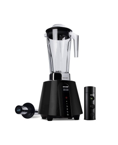 BioChef Blender Vacuum Living Food Noir
