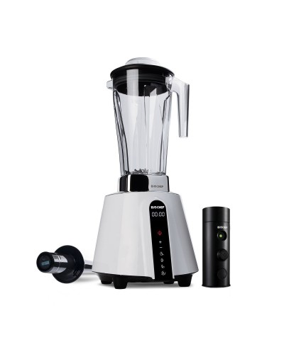 BioChef Blender Vacuum Living Food Blanc