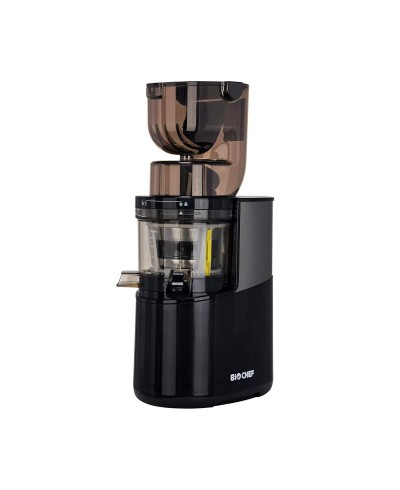 Extracteur BioChef Atlas Whole W4 Slow Juicer Noir